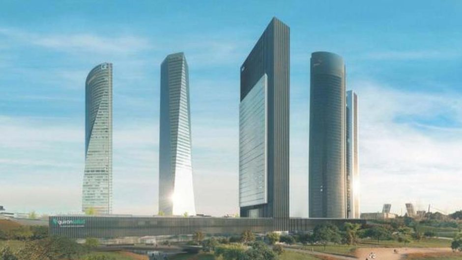In 2019, Madrid will have its fifth Tower, Caleido