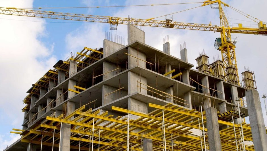 Housing for new construction grew by 3.3% in 2016